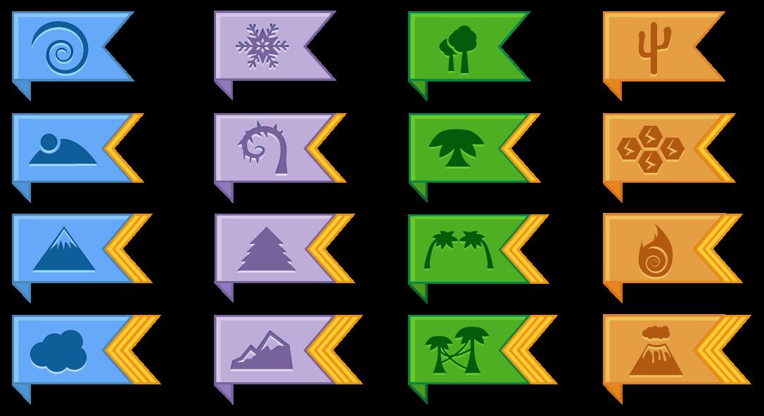 Tiny Village UI Icons