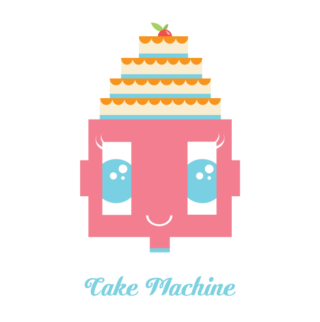Cake Machine Logo
