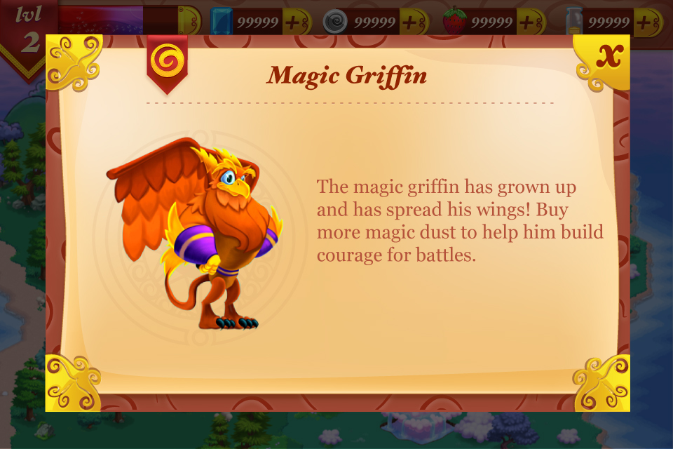 Concept Game UI