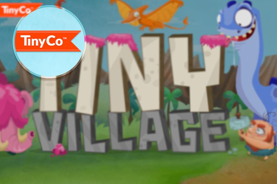 TinyCo Branding Inside UI