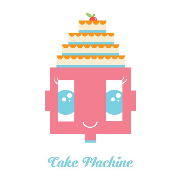 Cake Machine Logo