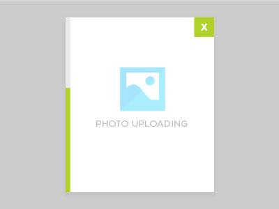 Flat UI Upload Widget