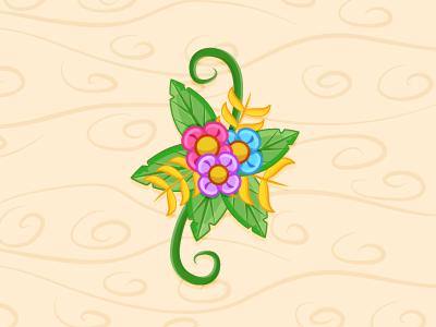 Flowers from Illustrator